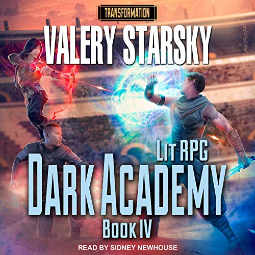 Dark Academy cover art