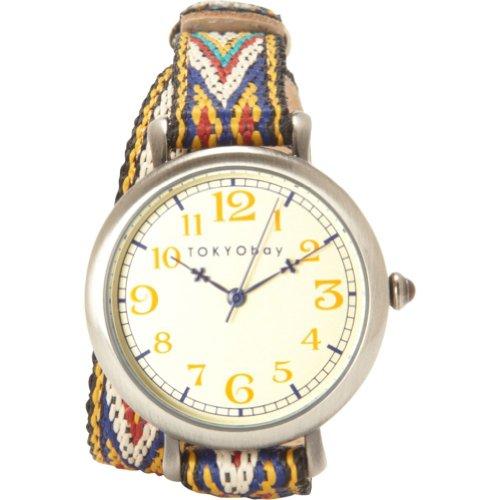 Tokyobay Georgia watch, beige