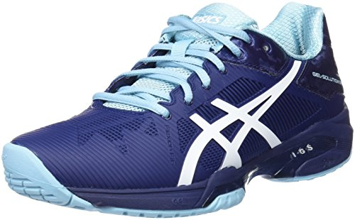Asics Gel-Solution Speed 3, Zapatillas de Tenis para Mujer,