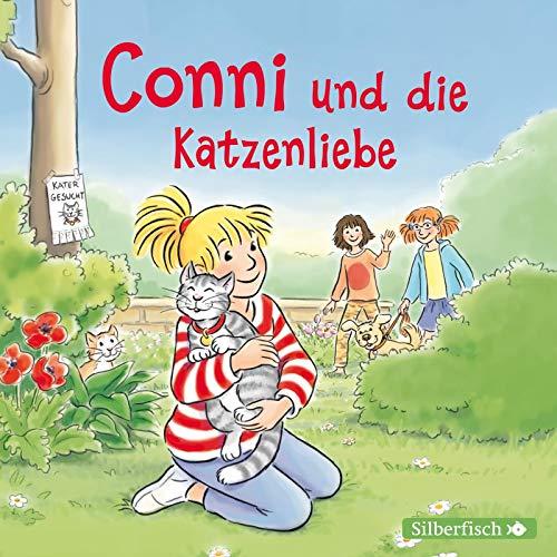 Conni und die Katzenliebe (Meine Freundin Conni - ab 6): 1 CD