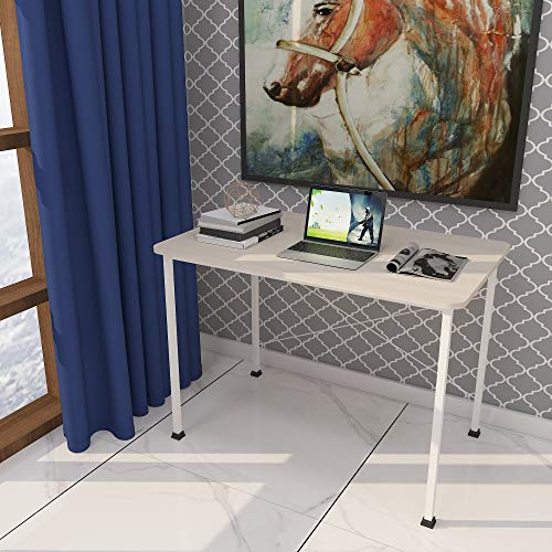 Decormaster Multi-Purpose Desk Modern Wooden Computer Table for Home Study/Office Work/PC Laptop/Study/Workstation for Home Office...