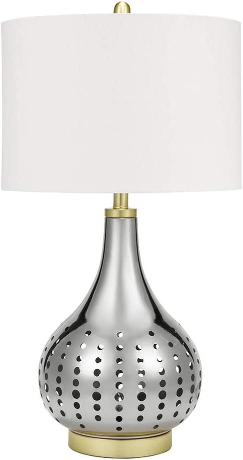 Catalina Lighting 21757-000 Outlet ☆ Free Shipping Mid Century Tab Modern Pierced 1 year warranty Metal