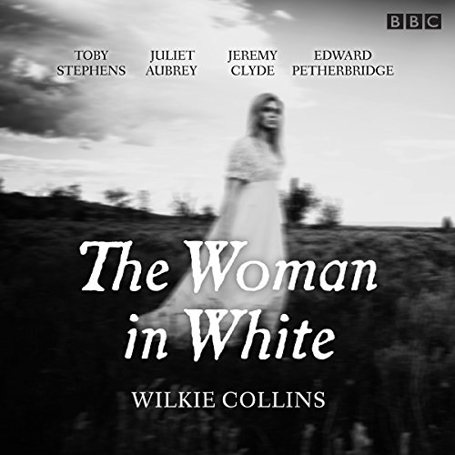 The Woman in White Audiobook By Wilkie Collins cover art