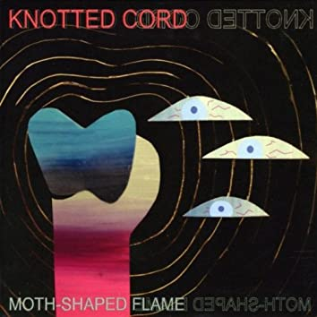 Moth-Shaped Flame