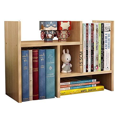 Boekenplank Bureauplanken Bureaublad opbergrek Kleine boekenkast Boeken- en tijdschriftenrek