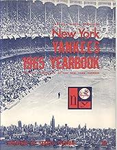New York Yankees 1965 Yearbook