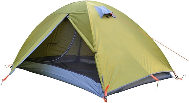 XHEYMX-tent Zelt, Outdoor-Campingzelt, winddichtes und unruhiges Campingzelt, grün Kinderzelt Kinderzelt Kinderzelt B07Q7PR3F3  Schönes Aussehen 4776fd