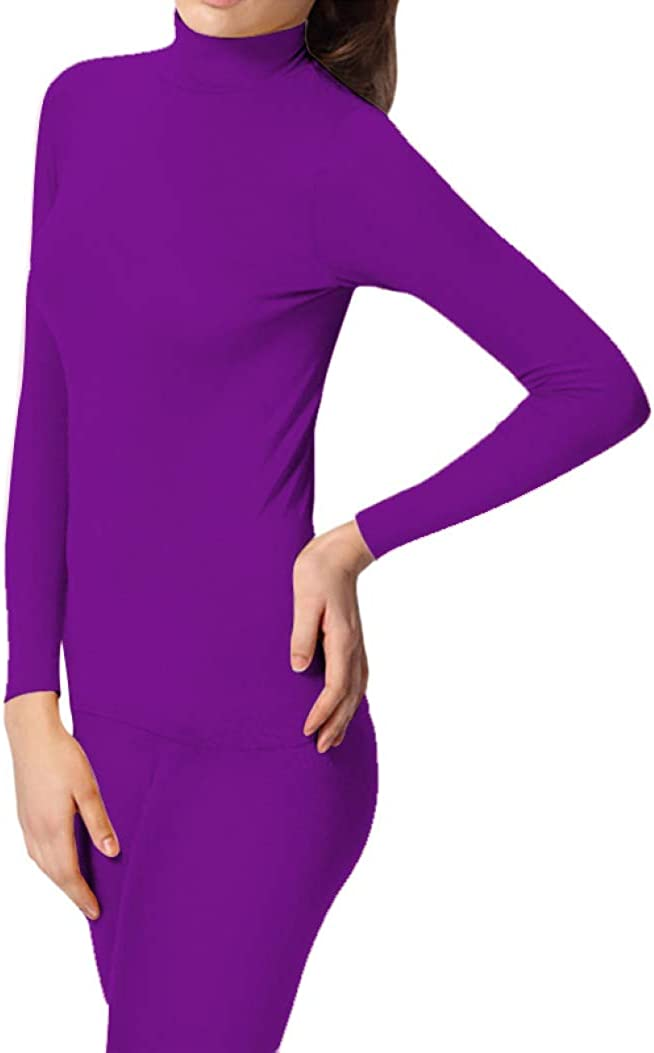 Women's Winter Thermal Translated NEW before selling Underwear Thermo Turtleneck Underwea Sets