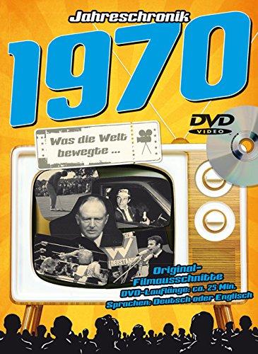 Jahreschronik auf DVD - Das Jahr 1970