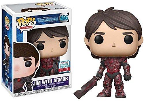 Funko Pop! Jim with Armor New York Comic Con Exclusive