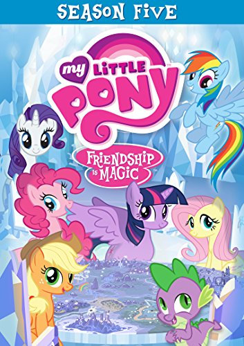 Friendship is Magic - Season 5 (4 DVDs) [RC 1]