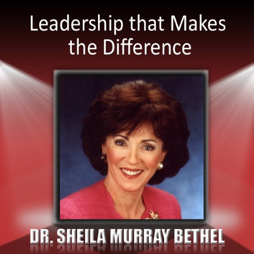Leadership that Makes the Difference  By  cover art