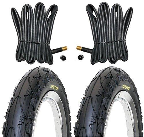 2x Kenda Fahrradreifen 16 Zoll Reifen 16 x 1.75 47-305 inkl. 2 x Schlauch