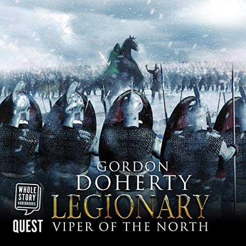 Legionary: Viper of the North cover art