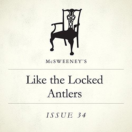 Like the Locked Antlers audiobook cover art