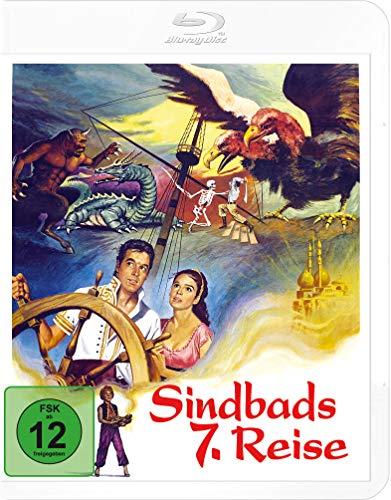 Sindbads 7. Reise (The 7th Voyage of Sinbad) (Blu-ray)