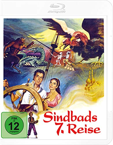 Sindbads 7. Reise (The 7th Voyage of Sinbad) [Blu-ray]