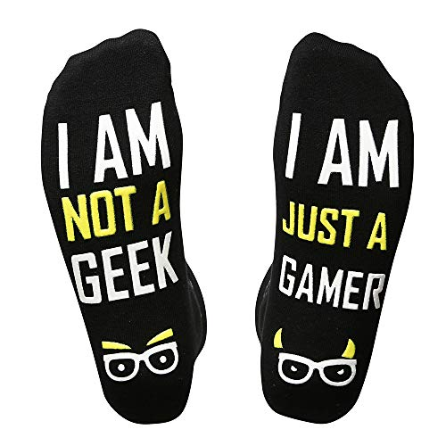 Image of the Gifts for Gamers - Novelty Socks – Gamer PC Video Game Socks or Geek Gifts