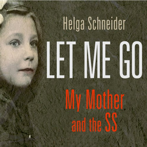 Let Me Go audiobook cover art