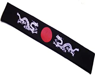 Black Headband Dragon