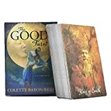Elementral 78 Card The Good Tarot Cards with PDF guide book, Colette Baron-Reid