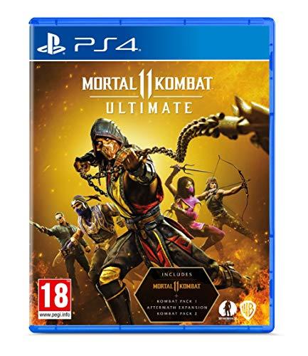 Mortal Kombat 11 Ultimate (PS4) - PlayStation 4 [Importación francesa]