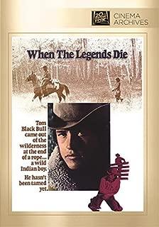 When The Legends Die by Richard Widmark