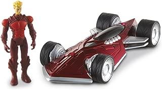 Hot Wheels Battle Force 5 Saber Vehicle and Vert Wheeler Figure