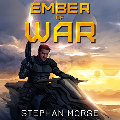 Ember of War audiobook cover art