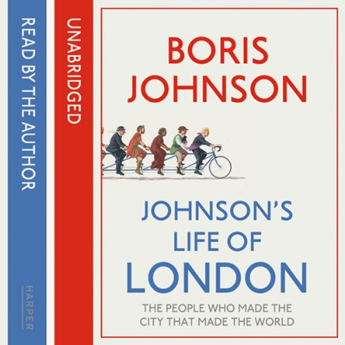 Johnson's Life of London Titelbild