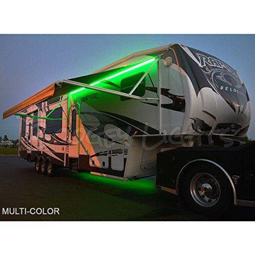 Boogey Lights KRV-VS-MC-BK S LED Awning Light for RVs