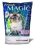 FreshMAGIC Large Chunk Style Crystal Cat Litter, 8 lb. Bag