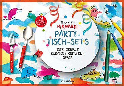Hirameki. Party-Tisch-Sets