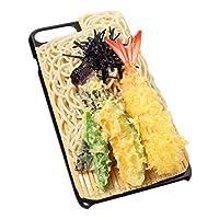 食品サンプル屋さんのスマホケース(iPhone7 Plus&iPhone8 Plus:天ざるそば)【食品サンプル 5.5 カバー 雑貨 食べ物 スマートフォン iPhone7 iPhone8 iphoneケース】