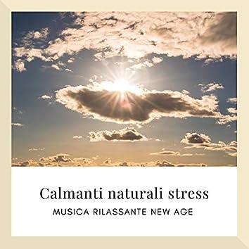 Calmanti naturali stress - musica rilassante New Age