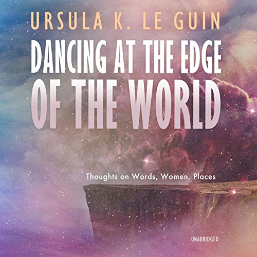 Dancing at the Edge of the World cover art