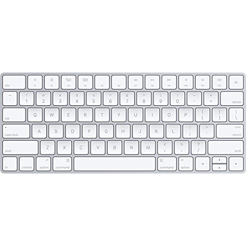 Apple Wireless Magic Keyboard...