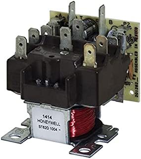 Honeywell ST82D1004 Time Delay Relay W/Dpdt Switching, 24V