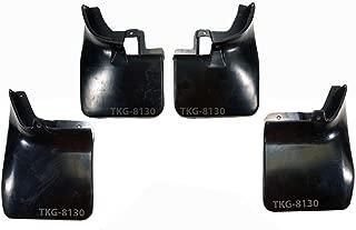 K1AutoParts Front & Rear Splash Guard Mud Flap Fender For (2WD) Nissan Navara D22 1996-2004