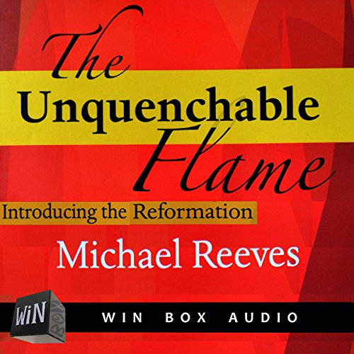 The Unquenchable Flame audiobook cover art