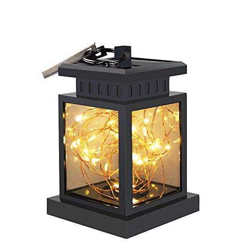 JIAN YA NA Solar Lantern 10-Pack