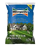 Milorganite 62036-MW Organic Milorganite Fertilizer, 32-Lb. - Quantity 1 (1, 32 lbs)