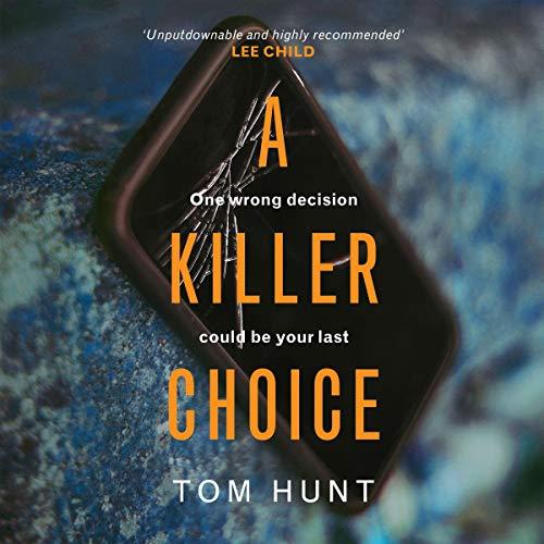 A Killer Choice audiobook cover art