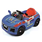 Hauck Paw Patrol 6V E Cruiser 6V Battery-Powered Ride-On with Gull Wing Doors