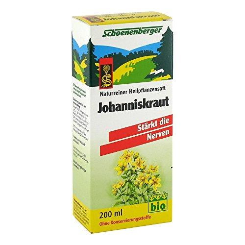 Schoenenberger Johanniskraut-Pflanzensaft, 1er Pack (1 x 200 ml)