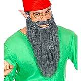 Widmann 01527 Barba larga con bigote para varios personajes,