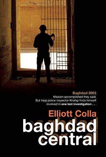 51hyJbltxHL. SL500  - Baghdad Central : Un policier recherche sa fille dans l'Irak occupé, dès ce soir sur Arte