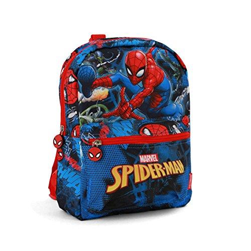 zaino Karactermania Spider per bambini, 31 cm, blu