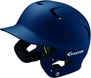 Easton Z5 2.0 Batting Helmet Matte Color Series   Baseball Softball   2020   Dual-Density Impact Absorption Foam   High Impact Resistant ABS Shell   Moisture Wicking BioDRI Liner   Removable E