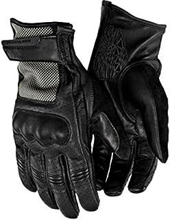 Guantes Airflow de verano, para moto BMW Motorrad, color negro 7-7,5